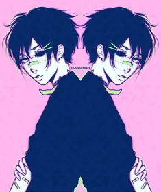 anime, gore, and horror Bild