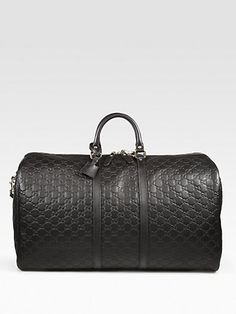 684d6ee4731f Gucci - Large Carry-On Duffel