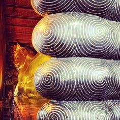 Buddah's toes - Bangkok