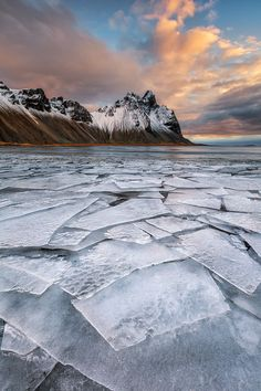 We got some amazing winter conditions during our  Winter Photo Workshop in Iceland...