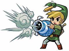 Link y Ezero