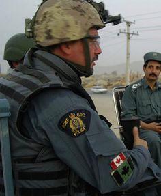RCMP Afghanistan