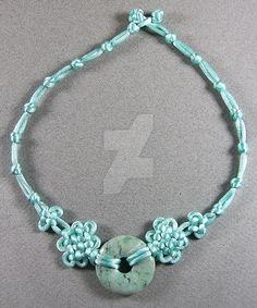 Pan Chang Knots Necklace by johannachambers on DeviantArt