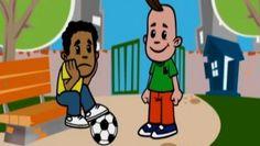 Participar num jogo pode ser muito divertido, mesmo quando não ganhamos. Neste episódio o Lucas vai animar o Vasco, que perdeu um jogo de futebol e, mostrar-te como o que importa é participar.