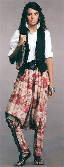 Sarouel pants: Rishta for Arjun Saluja