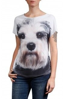 Comprar camiseta-estampada-com-cachorro-branco-usenatureza