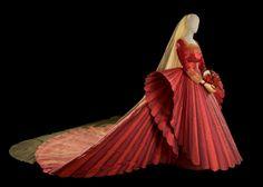 Roberto Capucci, La sposa in rosso (2009)