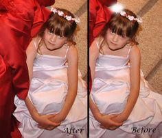 KBaughman Photography: Before and After Photo Edits