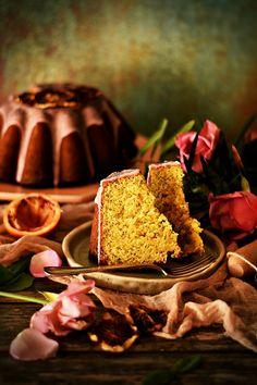 Sweet Gula: Bolo de Laranja Sanguínea e Sementes de Papoila
