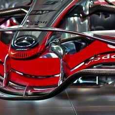 McLaren MP4-23 Front Wing