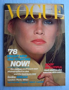 JULI FOSTER - VOGUE UK - JAN 1978