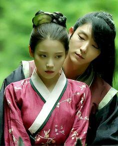 Prince Wang so and Hae soo ❤