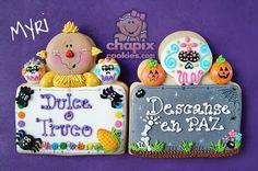 galletas decoradas de catrina - Buscar con Google