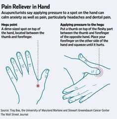 Acupuncture Stress This acupressure point is good for anxiety, headaches, and dental pain. Migraine Relief, Anxiety Relief, Pain Relief, Stress Relief, Instant Headache Relief, Reiki, Acupuncture Points, Acupressure Points, Acupressure Therapy