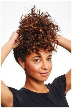 Curly Hair Tips, Curly Hair Styles, Natural Hair Styles, Workout Hairstyles, Loose Hairstyles, Curly Kids, Coily Hair, Natural Curls, Hair Hacks