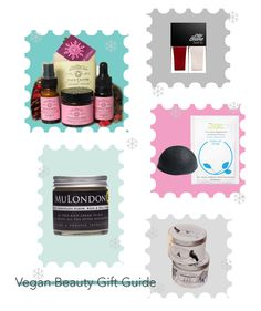#Vegan Beauty gift guide from Katie Vibes blog