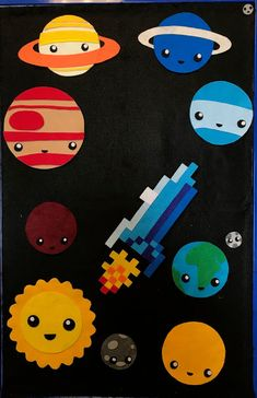 Felt-tastic Flannelboard Funtime: Going to the Moon? This summer perhaps...