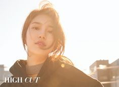miss A's Suzy on the Cover of High Cut Vol. 210