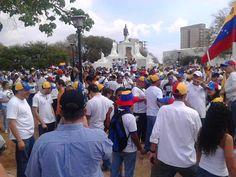 #30M 10:21 Concentración en #Maracaibo #360UCV