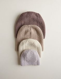 Four Spokes Hat | Free Knitting Pattern by Purl Soho // knit flat!