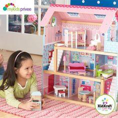 ¡KIDKRAFT para que no paren de #jugar y soñar! #Juguetes de madera, cocinas, casas de #muñecas y mucho más ahora en #mykidsprivee. Aquí los tienes todos ▶ www.mykidsprivee.com