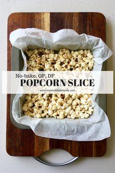 no bake popcorn slic