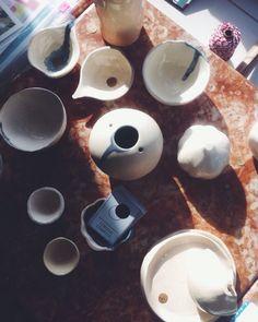 Ceramics by Margarida Almeida aka Círculo Ceramics