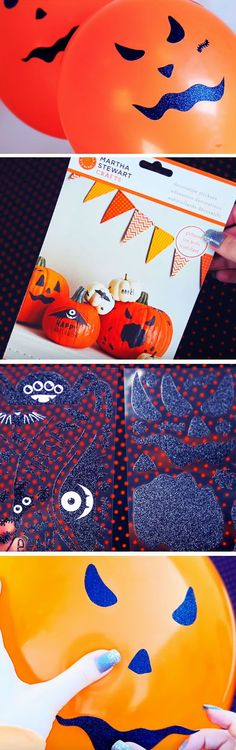Jack O Loons | 19 DIY Halloween Party Ideas for Teens that are totally spooktacular!