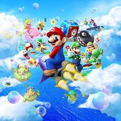 El blog de Bowser: Bowser jr en el Mario Party Island Tour para 3DS :D