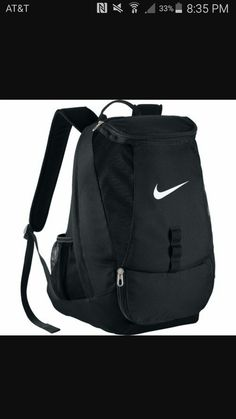 Buy Nike Club Team Backpack Black Soccer Futbol Football Calcio w   Embroidered at online store 101241663f513