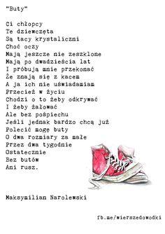 maksymilian narolewski jakies wiersze do wodki