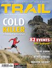 TRAIL magazine 11 cover with Ryno Griesel charging in the Drakensberg Latest Issue, Happy Trails, Magazine, Cover, Magazines, Warehouse, Newspaper
