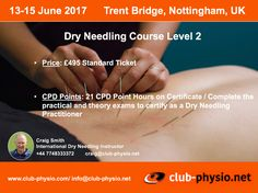Dry Needling, Trigger Points, Clinic, How To Get