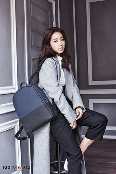 Park Shin Hye's New F/W 2015 Ads For Agatha Paris & Bruno Magli | Couch Kimchi