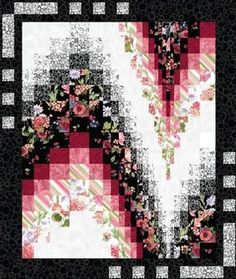 Free Fall Quilt Pattern Download available at connectingthreads.com