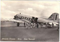 LAI Linee Aeree Italiane DC-3