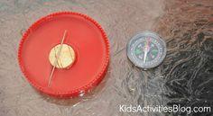 How To Make A Compass | Kids Activities Blog