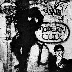 Clics Modernos / Charly Garcia [1983] - Disco fundamental en la historia del rock latinoamericano, marca el inicio del Charly experimental, trae los sintetizadores  a esta parte del planeta