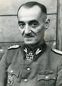 SS-officer Dirlewanger and his SS-Sonderformation Dirlewanger oppressed the…