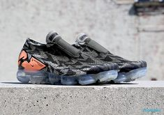Nike Unveils Its VaporMax Moc 2 Collab With Acronym [PHOTOS
