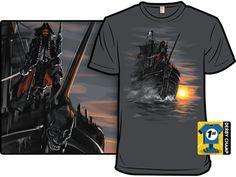 All Sails Ahead! - Shirt.Woot