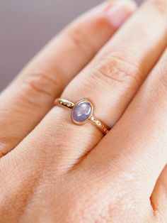 Ceylon Star Sapphire Ring in Rose Gold Intimate poems, the kind that has marinated for countless years. Filled with flavor, rippling with texture.