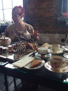 Angel Adoree, Angel Strawbridge, Vintage Tea Rooms, Tea And Crumpets, Romantic Meals, Cream Tea, Cafe Shop, French Chateau, When I Grow Up