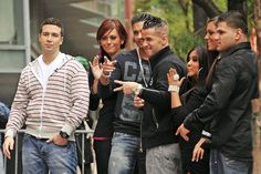 Ronnie Ortiz-Magro Photo - 'Jersey Shore' Cast Leaves the 'Wendy Williams Show'