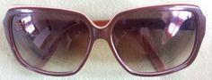 Paul Frank Damen Sonnenbrille, Braun
