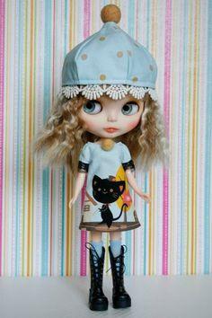 Blythe-I really love her hat!!!