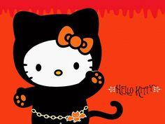 Helloween hello kitty