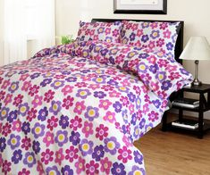 Lenjerie bumbac + 2 perne cadou LP2-324 Comforters, Blanket, Bed, Furniture, Home Decor, Creature Comforts, Quilts, Decoration Home, Stream Bed
