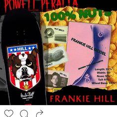#letsgoskate (yritän saada tota dekkiä siksi tämä postaus) #powellperalta #frankiehill