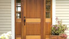 We sell and install a variety of Lemieux Doors